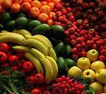 Eat fruits and vegetables for snacks